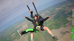 Skydiving-Christchurch-Tandem skydive near Christchurch-5