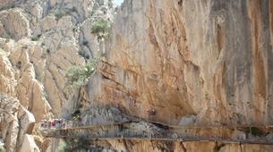 Hiking / Trekking-Malaga-Caminito del Rey hiking trip from Malaga-8