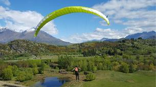Parapente-Queenstown-PG2 Course Full Pilot paragliding course-3