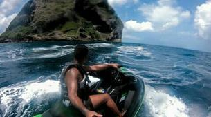 Jet Skiing-Les Trois-Îlets-Jet ski excursions in Les Trois Îlets, Martinique-3