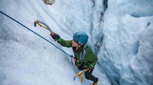 Randonnée glaciaire-Jondal-Blue ice hike on the Juklavass Glacier-2