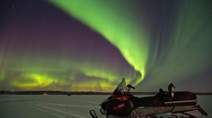 Snowmobiling-Rovaniemi-Northern Lights Snowmobile Safari in Rovaniemi-10