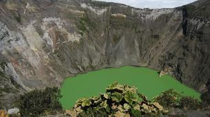 Hiking / Trekking-San José-Irazu Volcano hiking tour near San José, Costa Rica-3
