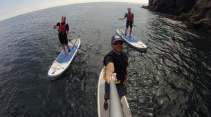 Stand up Paddle-São Miguel-SUP excursions in Sao Miguel from Vila Franca do Campo-1