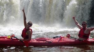 Sea Kayaking-Paihia-Kayaking Waterfall Discovery Tour, Bay of Islands-5