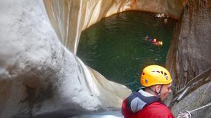 Canyoning-Cirque de Salazie, Hell-Bourg-Canyon Trou Blanc à Salazie, île de la Réunion-7