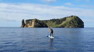 Stand up Paddle-São Miguel-SUP excursions in Sao Miguel from Vila Franca do Campo-6