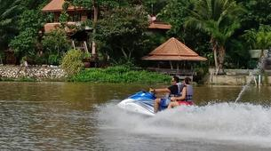 Jet Skiing-Kanchanaburi-Private Jet Ski Safari on the River Kwai-1