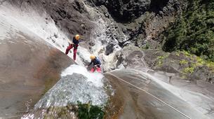 Canyoning-Cirque de Cilaos-Canyon Fleur Jaune, Cirque de Cilaos à la Réunion-4