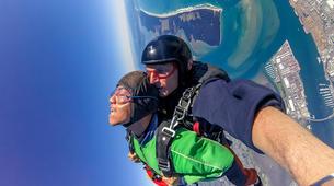 Parachutisme-Tauranga-Tandem skydive from 10,000ft in Tauranga-5