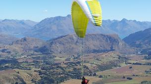 Parapente-Queenstown-PG2 Course Full Pilot paragliding course-6