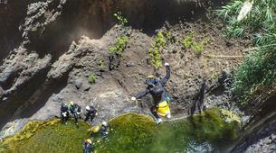 Canyoning-Costa Adeje, Tenerife-Los Carrizales Canyon in Costa Adeje, Tenerife-1