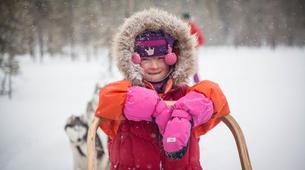 Dog sledding-Rovaniemi-Dog Sledding near Rovaniemi-2