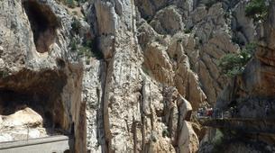 Hiking / Trekking-Malaga-Caminito del Rey hiking trip from Malaga-6