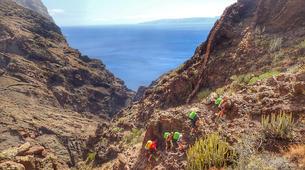 Canyoning-Costa Adeje, Tenerife-Los Carrizales Canyon in Costa Adeje, Tenerife-2
