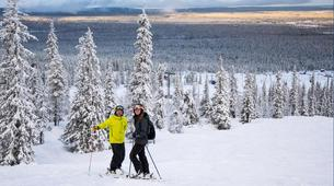 Skilanglauf-Rovaniemi-Cross-Country Skiing in Lapland-3