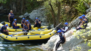 Rafting-Omis-Rafting on the Cetina River near Omis-5