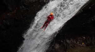 Canyoning-Rivière Langevin, Saint-Joseph-Canyon du Grain Galet, Rivière Langevin à La Réunion-3