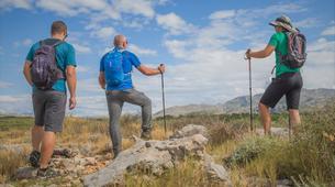 Hiking / Trekking-Cavtat-Stone crosses hiking trip in Cavtat-1