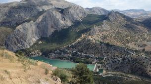 Hiking / Trekking-Malaga-Caminito del Rey hiking trip from Malaga-4