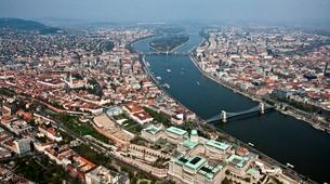 Scenic Flights-Budapest-Private Helicopter Sightseeing Tour of Budapest-1