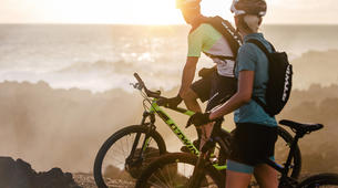 Mountain bike-Maspalomas, Gran Canaria-4 Hours E-Bike Panoramic Mountain Tour and Tapas Tasting in an Aboriginal Cave-1