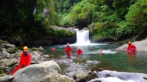 Canyoning-Rivière Langevin, Saint-Joseph-Canyon du Grain Galet, Rivière Langevin à La Réunion-1