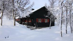 Snowshoeing-Tromsø-Snowshoeing with Northern Lights and Overnight at Polar Cabin, near Tromsø-4