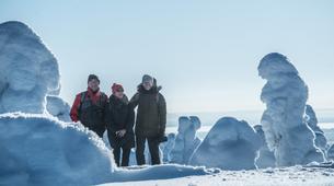 Raquette à Neige-Rovaniemi-Lapland wilderness snowshoe excursion from Rovaniemi-4