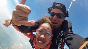 Skydiving-Cebu-Tandem Skydive from Bantayan Island near Cebu-4