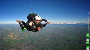 Skydiving-Christchurch-Tandem skydive near Christchurch-6