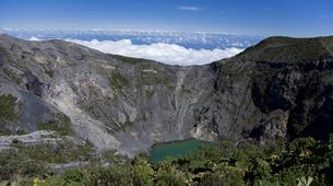 Hiking / Trekking-San José-Irazu Volcano hiking tour near San José, Costa Rica-1