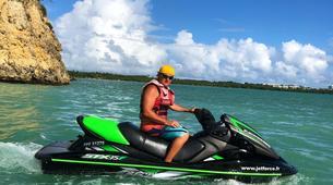 Jet Ski-Le Gosier-Randonnées Jet Ski au Gosier, Guadeloupe-3
