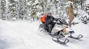 Snowmobiling-Rovaniemi-Snowmobile Safari in Rovaniemi-3