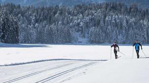 Skilanglauf-Rovaniemi-Cross-Country Skiing in Lapland-6