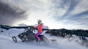 Snowmobiling-Rovaniemi-Snowmobile Safari in Rovaniemi-4