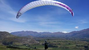 Parapente-Queenstown-PG2 Course Full Pilot paragliding course-4