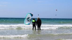 Kitesurfing-Tarifa-Group kite coaching in Tarifa-4