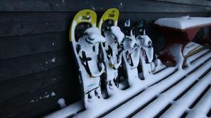 Raquette à Neige-Tromsø-Snowshoeing Adventure near Tromsø-2