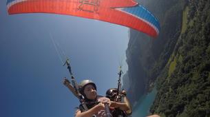 Paragliding-Annecy-Tandem paragliding flight in Annecy-6