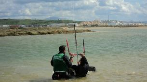 Kitesurfing-Tarifa-Group kitesurfing lessons in Playa de los Lances, Tarifa-4
