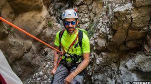 Canyoning-Athens-Canyoning at Kallithea Gorge near Athens-6
