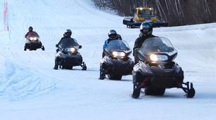 Snowmobiling-Rovaniemi-Snowmobile Safari in Rovaniemi-9