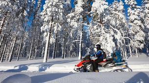 Snowmobiling-Rovaniemi-Snowmobile Safari in Rovaniemi-10