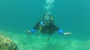 Scuba Diving-São Miguel-Scuba Diving trip to Manta Blue in Sao Miguel-2