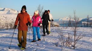 Raquette à Neige-Tromsø-Snowshoeing Adventure near Tromsø-4