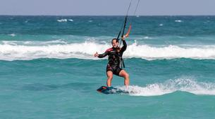 Kitesurfing-Sal-Kitesurfing Lessons in Santa Maria, Cape Verde-1