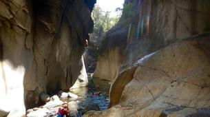 Canyoning-Cirque de Salazie, Hell-Bourg-Canyon Trou Blanc à Salazie, île de la Réunion-5