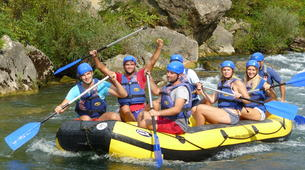 Rafting-Omis-Rafting on the Cetina River near Omis-3