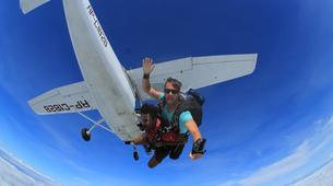 Skydiving-Siquijor Island-Tandem Skydive from Siquijor Island-1